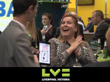 Liverpool Victoria iPad Magic