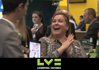 ipad magician amazes liverpool victoria