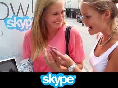 Skype digital magician